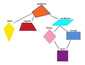 Quadrilateral Family Tree | Trees, Families and Family trees