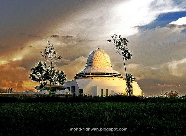 Masjid An-Nur, Malaysia