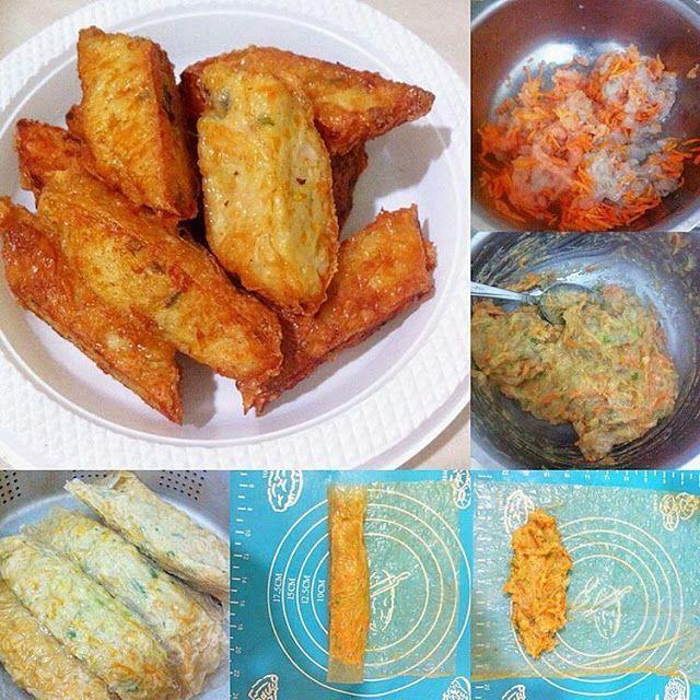Resep Cemilan Sahur Dengan Kani Roll Frozen Food Cemilan Resep Masakan Makanan