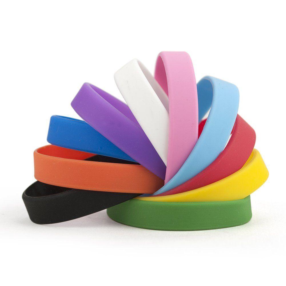rubber bracelets Silicone