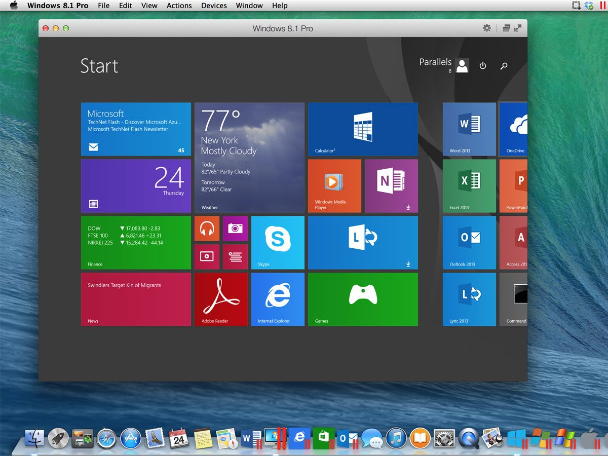 the run windows apps on your mac software gets its tenth edition