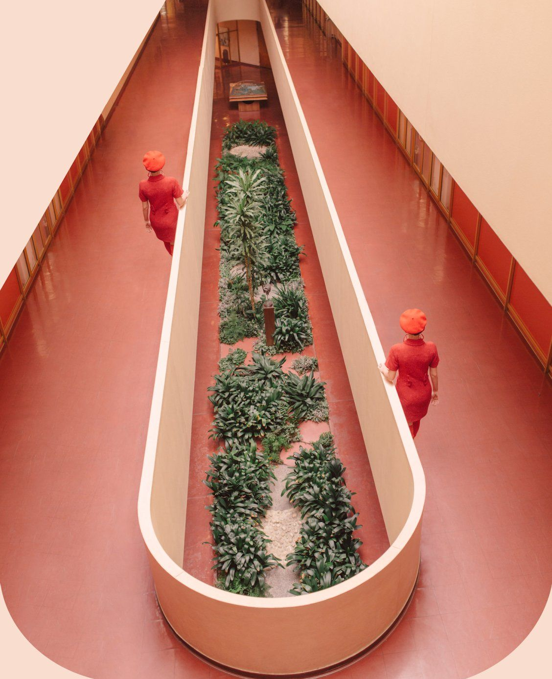 """Curve"" Art by dianevilladsen on Society6 | Society6 thumbnail"