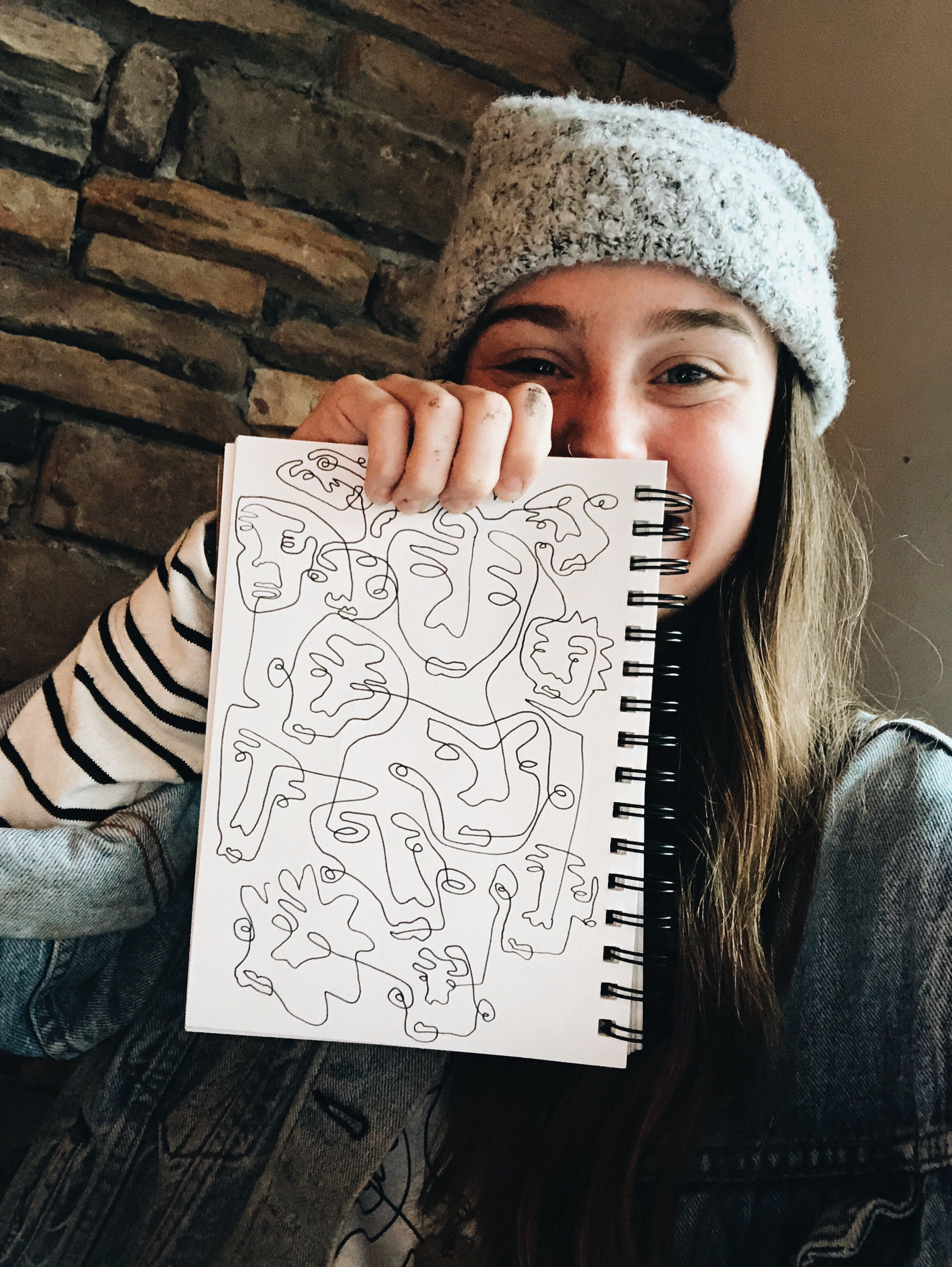 Lyndenhight I Want To Put This On My Door With Tape Lyndenhight In 2020 Art Art Sketchbook Line Art Drawings