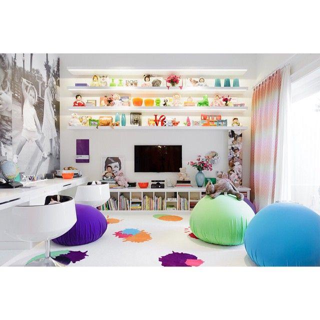 """""""brinquedoteca da suite meninas por #SUITEarquitetos"""""""
