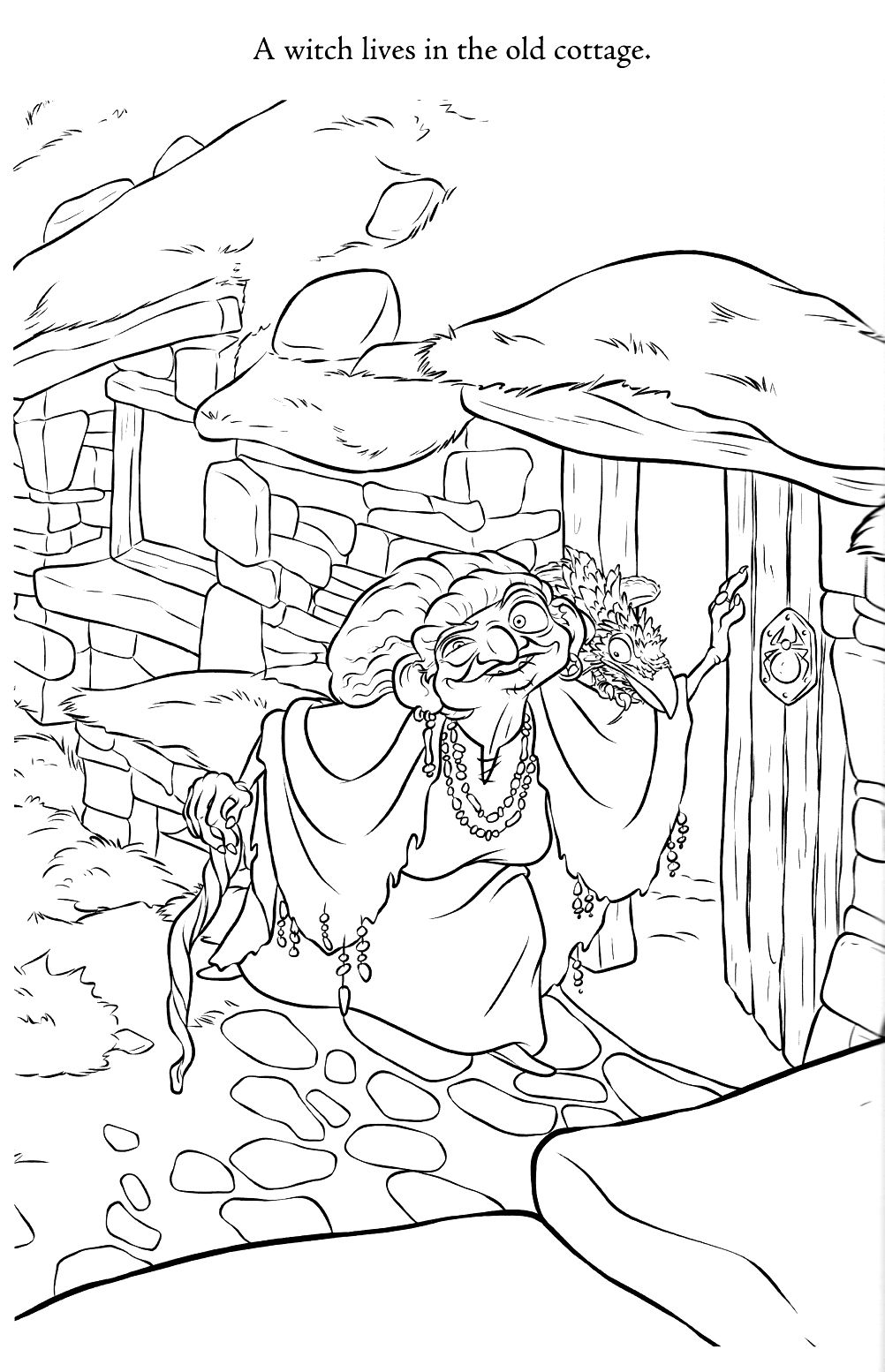 Disney coloring pages coloring pages pinterest adult coloring