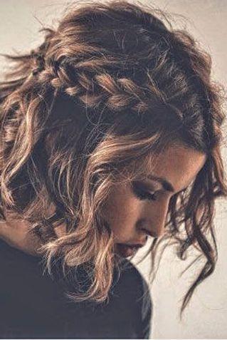 ¿No tienes tiempo? Toma nota de estos 150 recogidos peinados sencillos y naturales