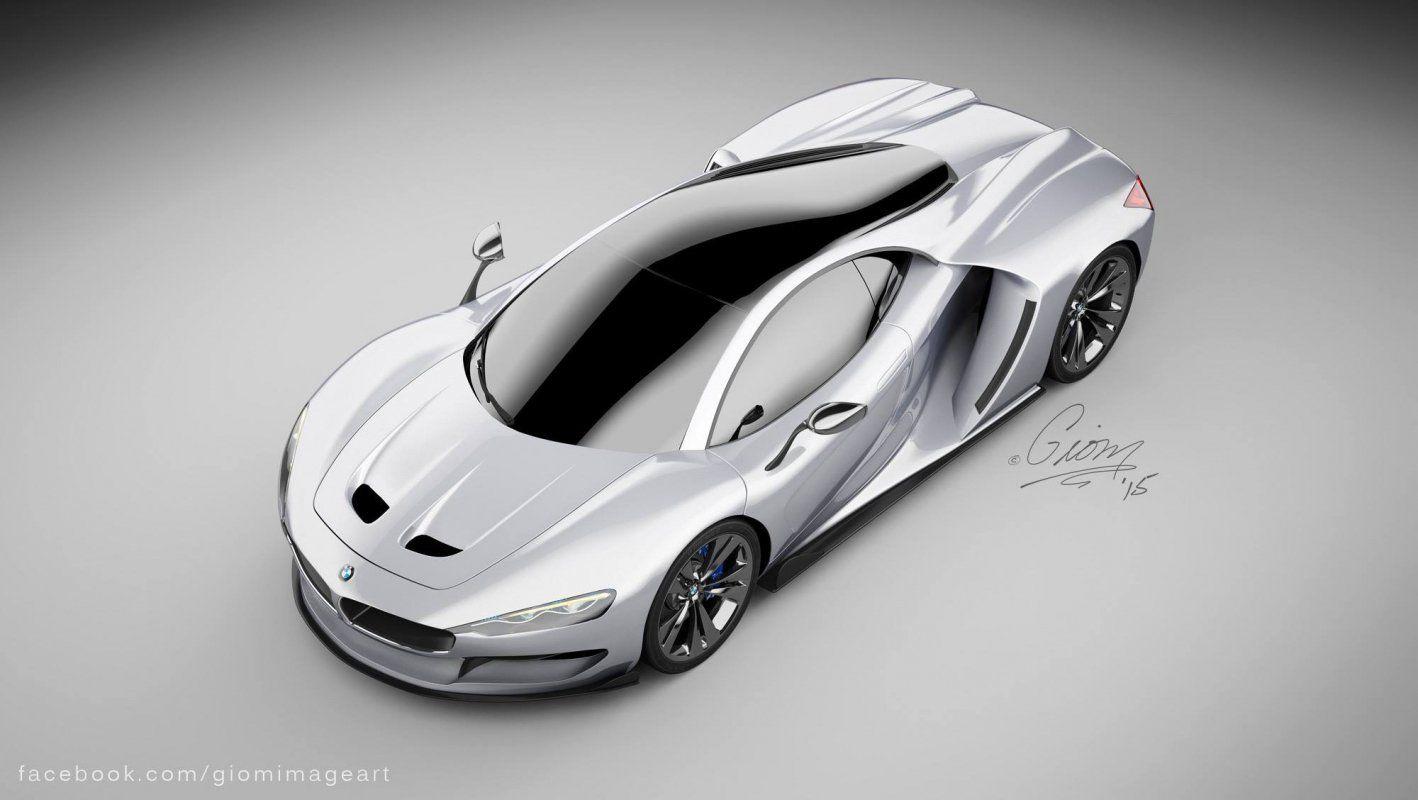 BMW Hypercar Design Study - by Giom