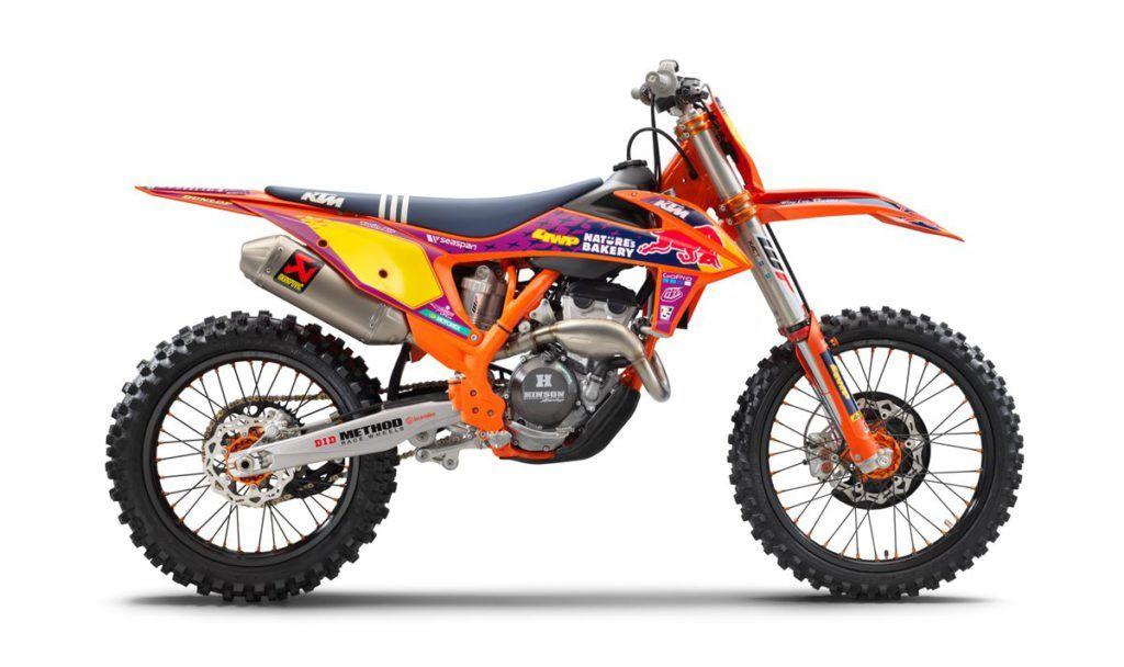 2021 Ktm 250 Sx F Troy Lee Designs Factory Edition In 2021 Ktm Ktm 250 Ktm Motocross