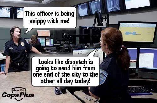 Be Nice To Dispatch Work Humor Emergency Medical My Job
