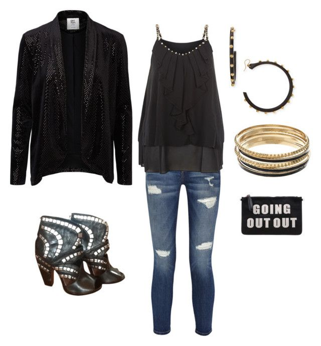 """""""rocker chick"""" by tinatrumbach on Polyvore"""