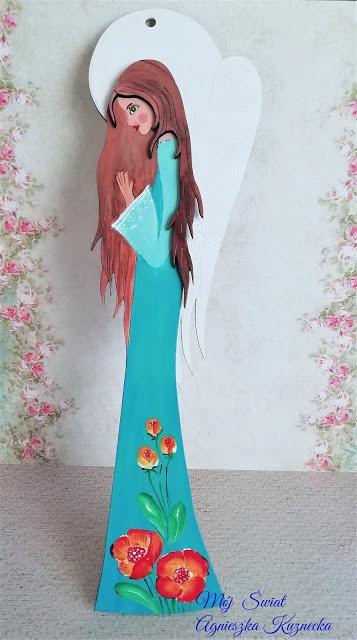 2133 Dwie Anielice Disney Princess Disney Characters Art