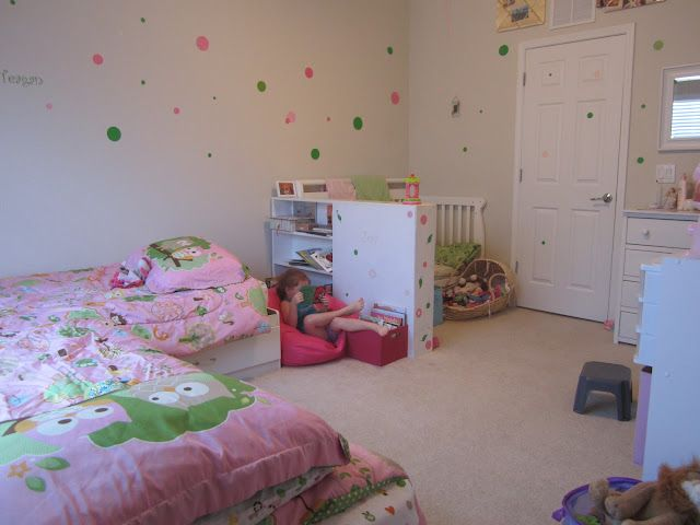 Ordinaire Shared Room For 3 Girls