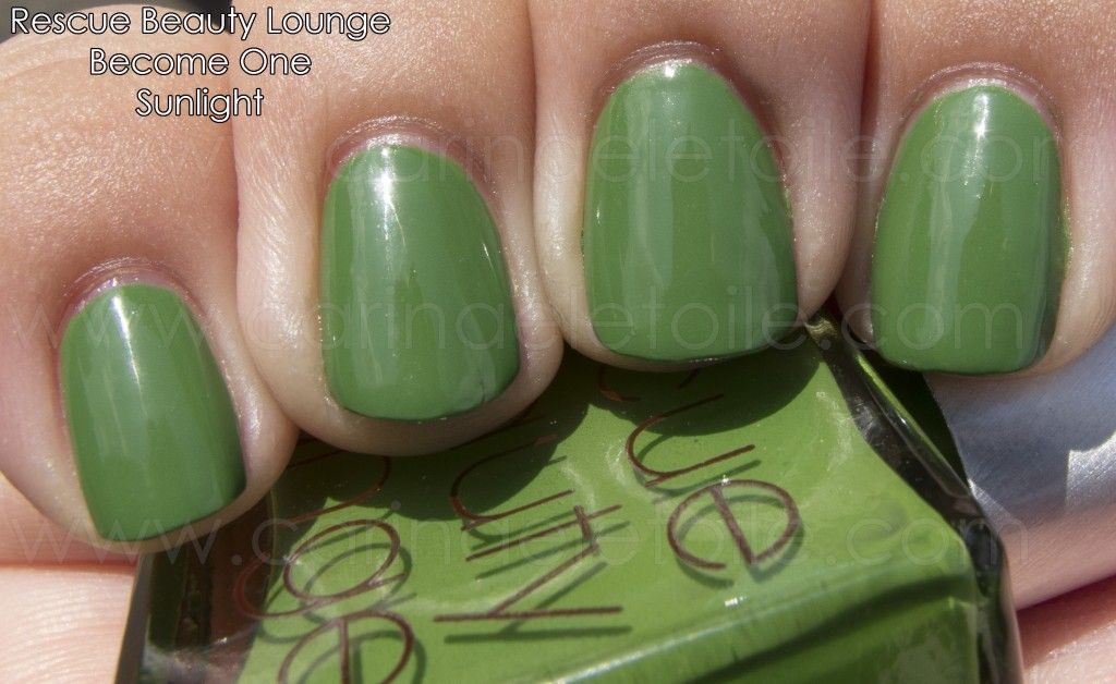 Rescue Beauty Lounge Become One