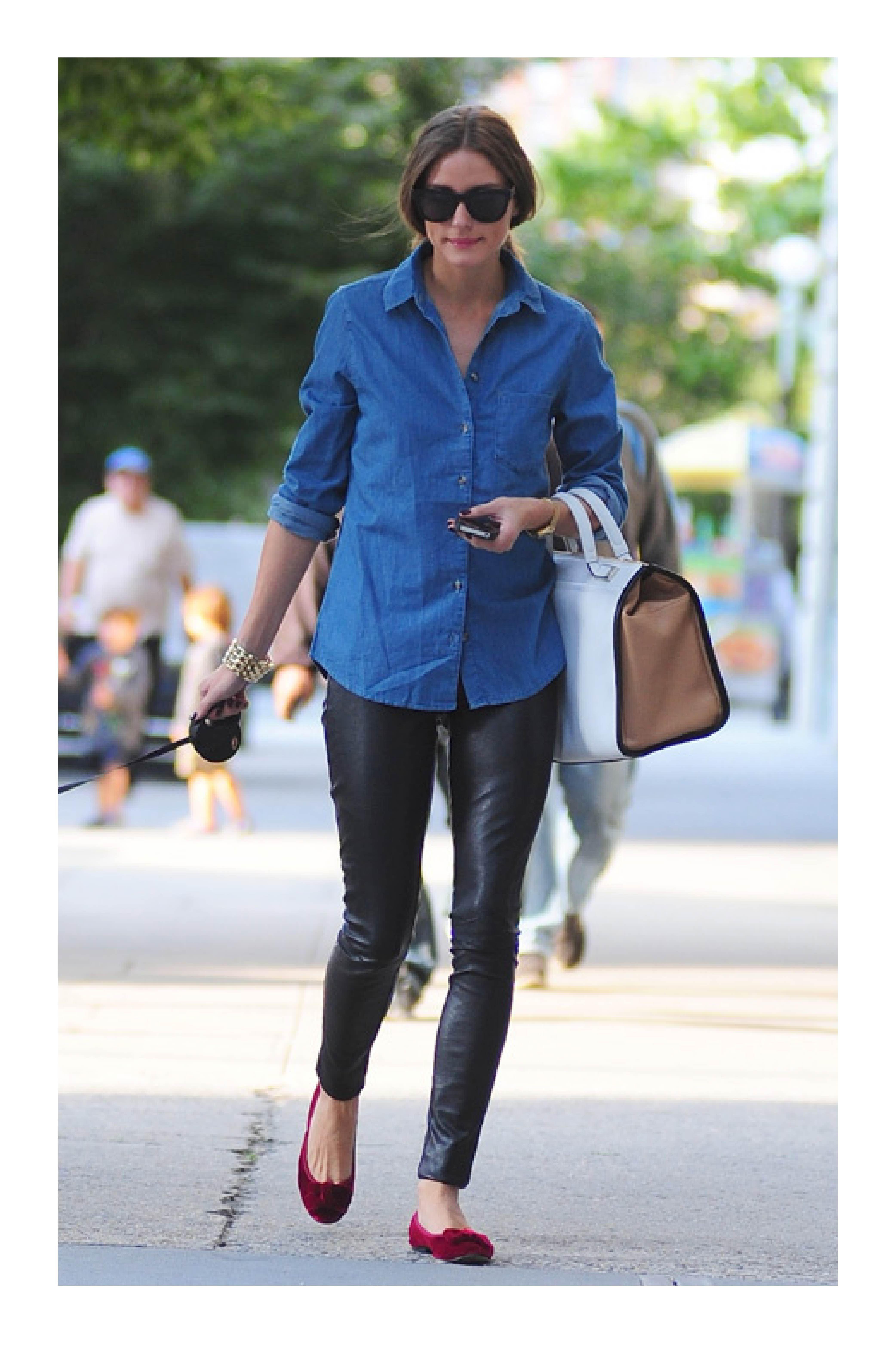 3fddf020a5 12 Looks en negro irresistibles  TiZKKAmoda  blusa  denim  mezclilla   pantalón
