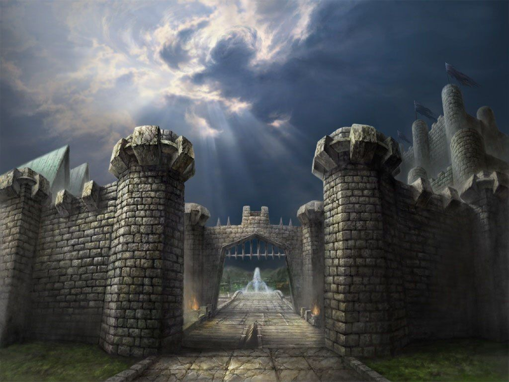 Castle Wallpaper Hd Medieval Fantasy Iphone Castle Disney