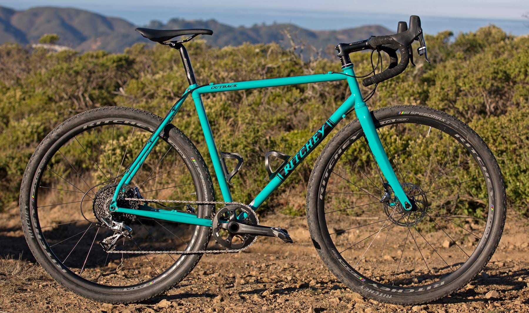 Review Long Time Coming Steel Ritchey Outback Gravel Bike Says