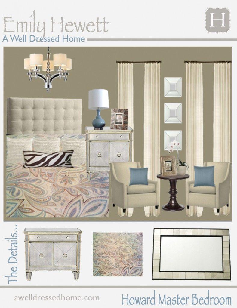 Design A Bedroom Online Delectable Nice Master Bedroom Online Design Board  Stylendesigns Decorating Inspiration