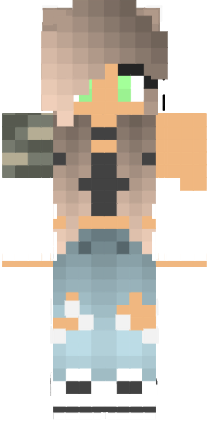 Cute Girl Minecraft Skins Nova Skin Minecraft Girl Skins