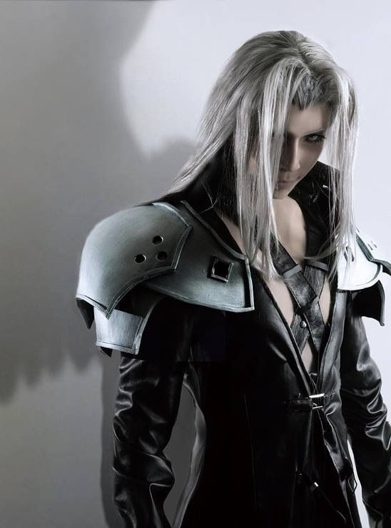 Sephiroth Final Fantasy Vii Cosplay Final Fantasy