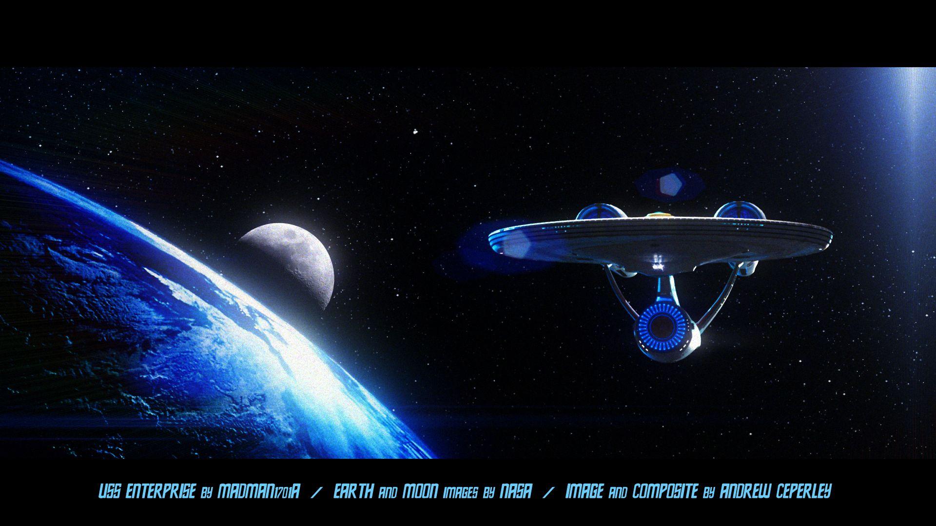 Bien-aimé J.J. Abrams' U.S.S. Enterprise NCC-1701 | Star Trek - U.S.S.  WJ28