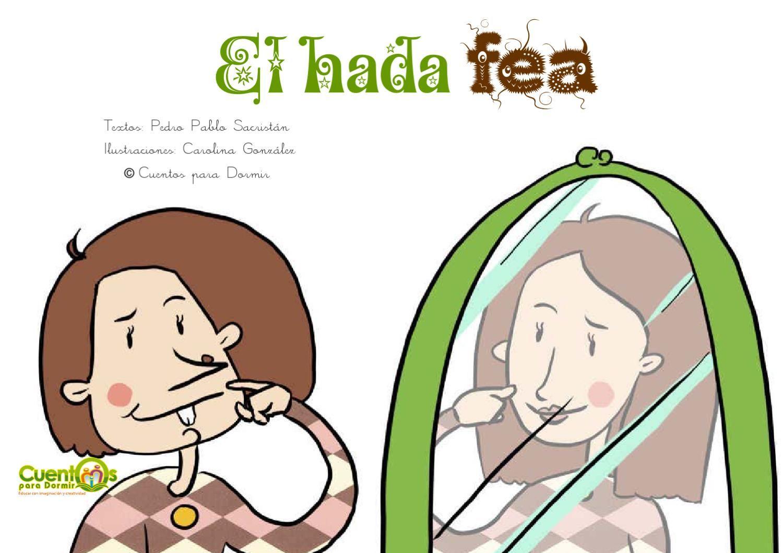 El Hada Fea Cuento Infantil Ilustrado Cuentos Con Dibujos Cuentos Infantiles De Princesas Cuentos