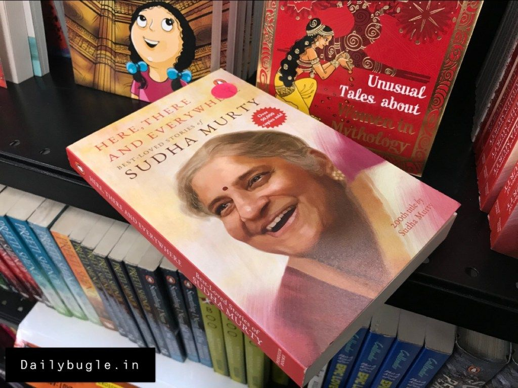 19++ Sudha murthy books for students information