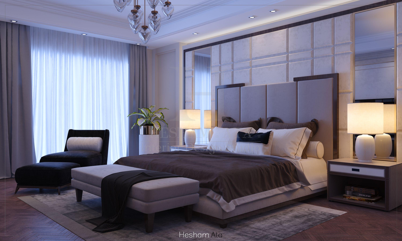 Luxury Bedroom Design Private Palace Kuwiat Kamar Tidur Mewah Modern Kamar Tidur Utama Modern Ide Kamar Tidur Modern luxury bedroom set