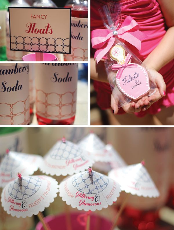 Great ideas for a kids party
