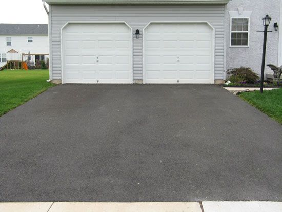 Certain Driveway Sealants The danger: Polycyclic aromatic hydrocarbons (PAHs) are a group of chemicals that occur naturally in coal, crude oil, and gasoline. Used in some private driveway sealants that contain coal tar, PAHs have been shown to increase the risk of breast cancer. Safer solution: Since PAHs can easily be tracked into the house, take your shoes off at the door. If you seal your driveway, use coal-tar-free versions or, better yet, use permeable paving solutions like grave