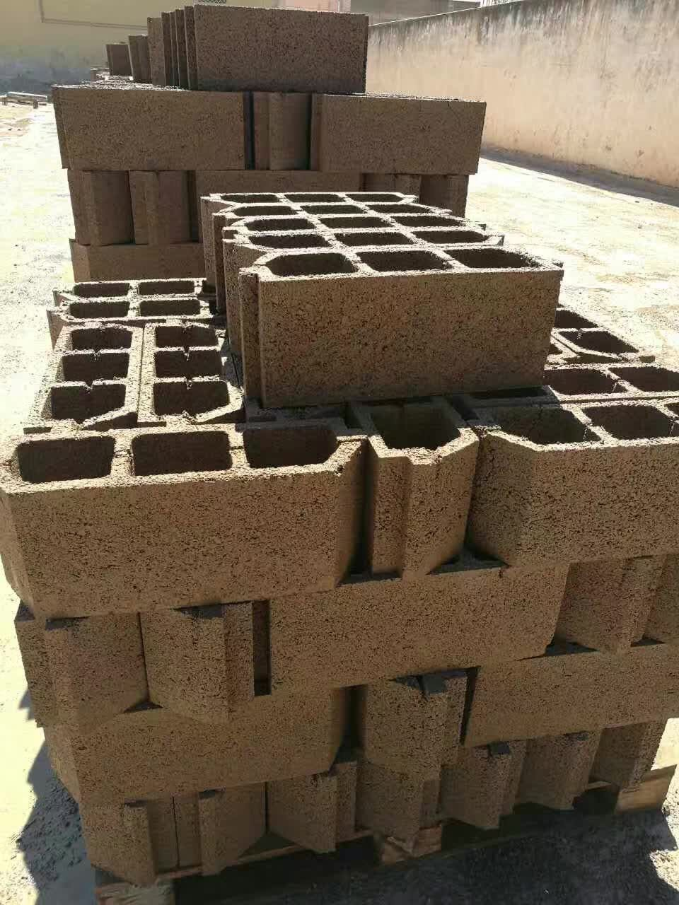 Concrete Hollow Pot Slab Block Machine From Kenya Ghana Tanzania Interlocking Concrete Blocks Interlocking Bricks Concrete Blocks
