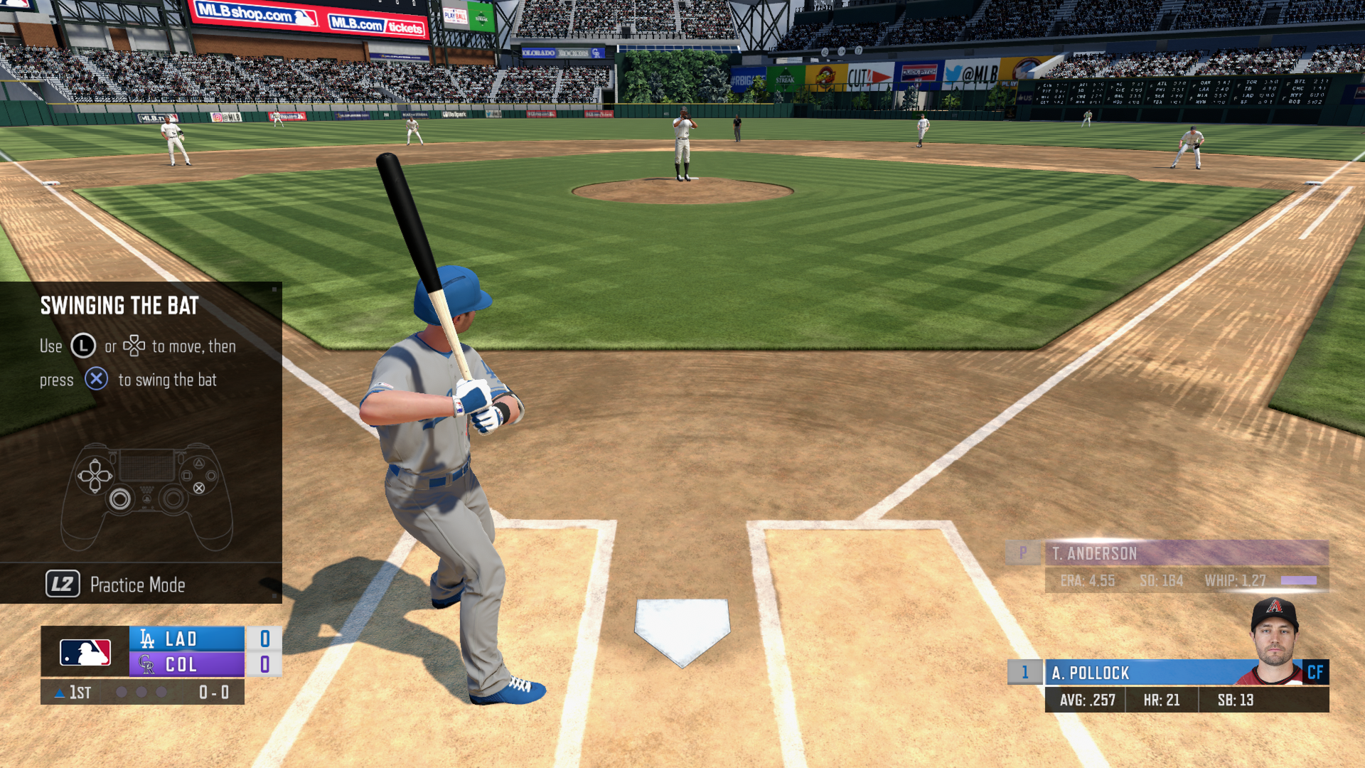 R B I Baseball 19 Review Swing And A Miss Ps4 Baseball Mlb The Show Double Play