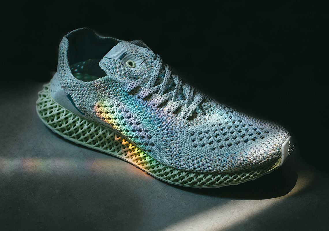 buy popular ac2f9 2d178 Detailed Look At The Invincible x adidas Consortium 4D Prism