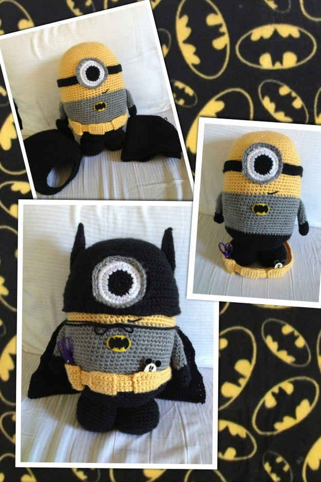 16 Minion DIY Projects You Won\'t Believe Exist | Leuke haakwerkjes ...