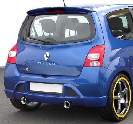 Renault Twingo Twin Exhaust Renault Suv Car Twins