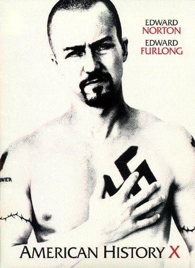 Para el papá que prefiere un poco más de drama y excelentes actuaciones, Historia americana X.