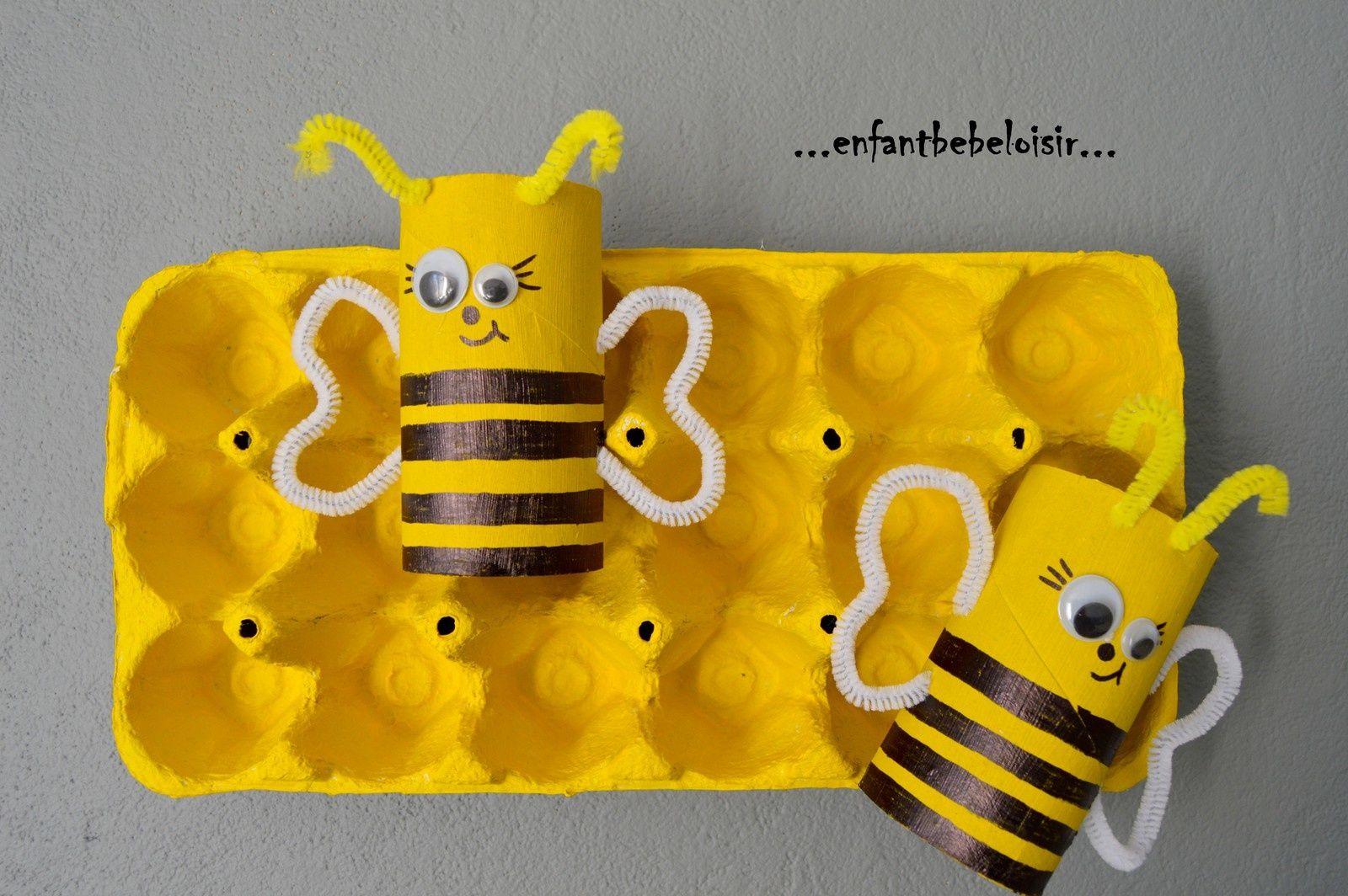 fabriquer une ruche et des abeilles les abeilles ruches et abeilles. Black Bedroom Furniture Sets. Home Design Ideas