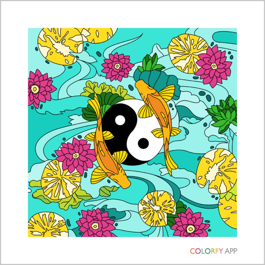 Pin by megan haverstock on colorfy creations pinterest