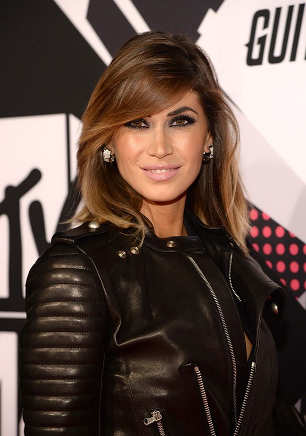 2015 Europe Music Awards Hair Makeup Pics Capelli Pinterest