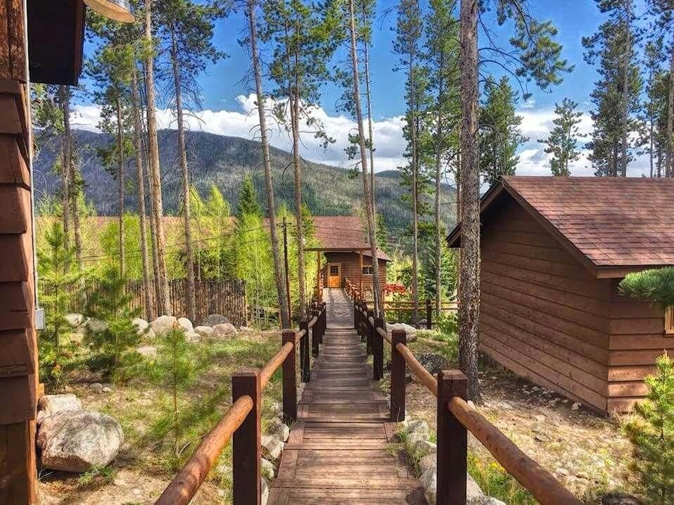 12 best glamping vacations in colorado showcases a list