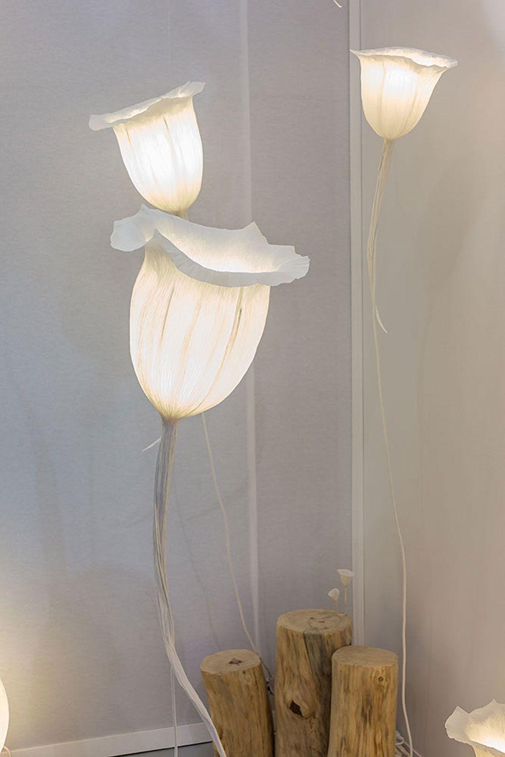 Lampes En Papier Par Charlot Cie Papierlicht Papierlampen Lampe Papier