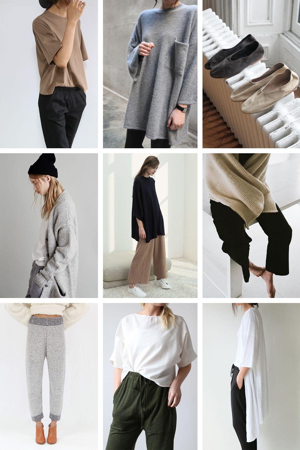 Responsible Loungewear Capsule Part 1 Lounge Wear Minimalist Fashion Fashion [ 1800 x 1200 Pixel ]