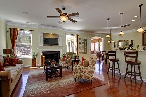 Dominion homes design center louisville - Home design