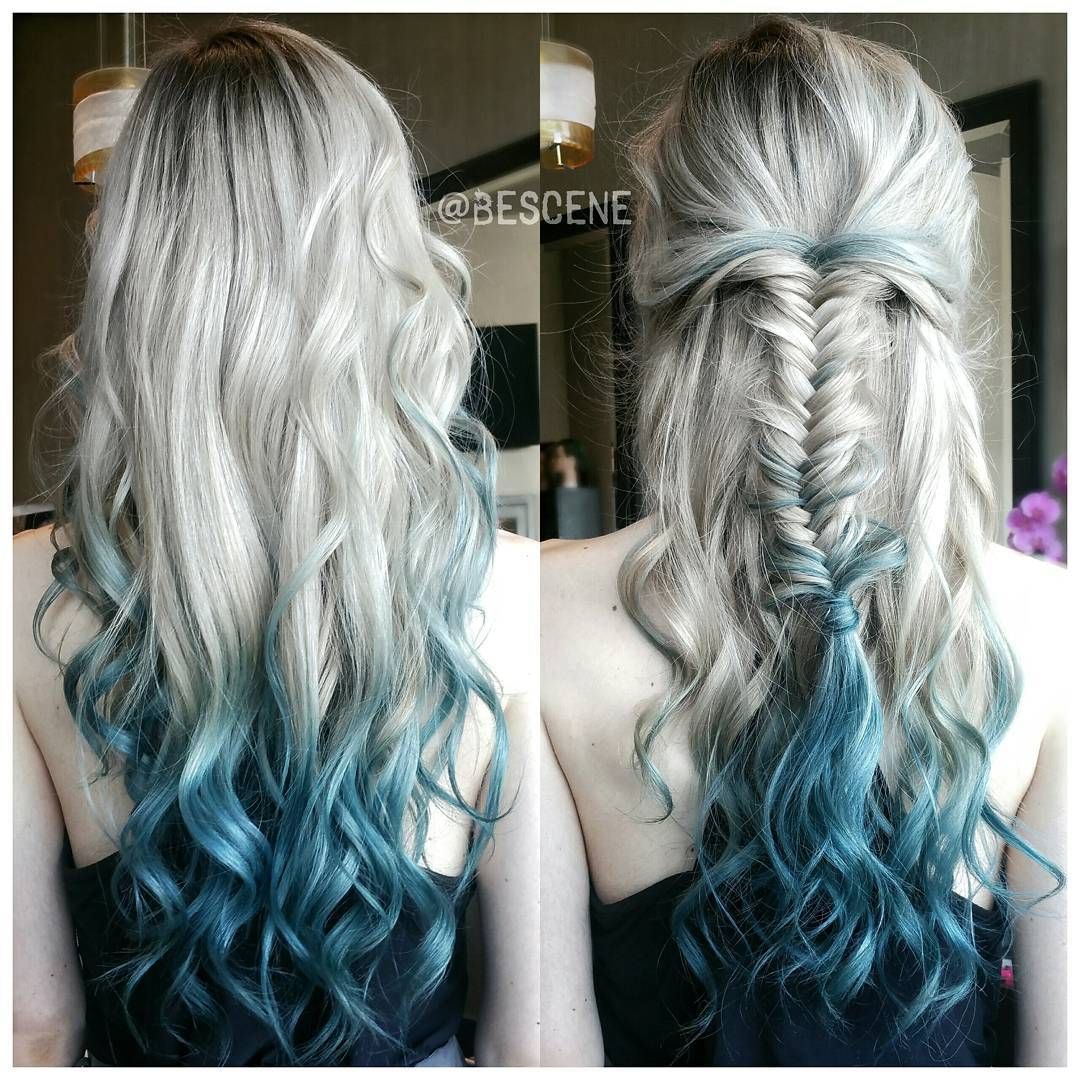 Bescene hairstyles pinterest phan hairstylists and hair cuts looking for hair color ideas dip dye hair is fun and easy to do yourself at home dip dye works for light and dark as well as long and medium hair solutioingenieria Images