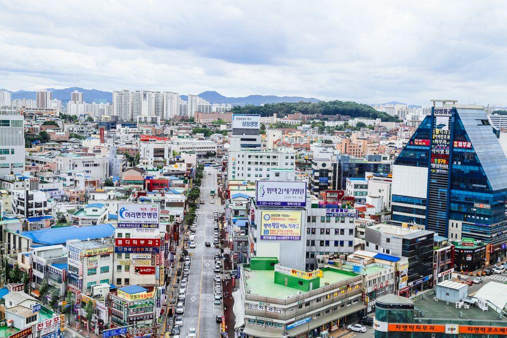 Home Is Where Pyeongtaek South Korea South Korea Places To Go Japan Travel