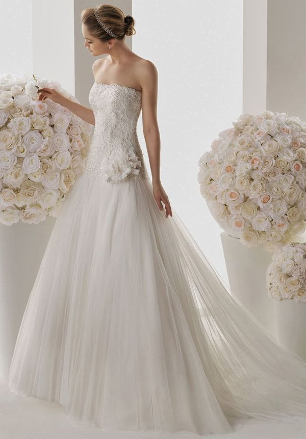 Telas para vestidos de novias en guayaquil