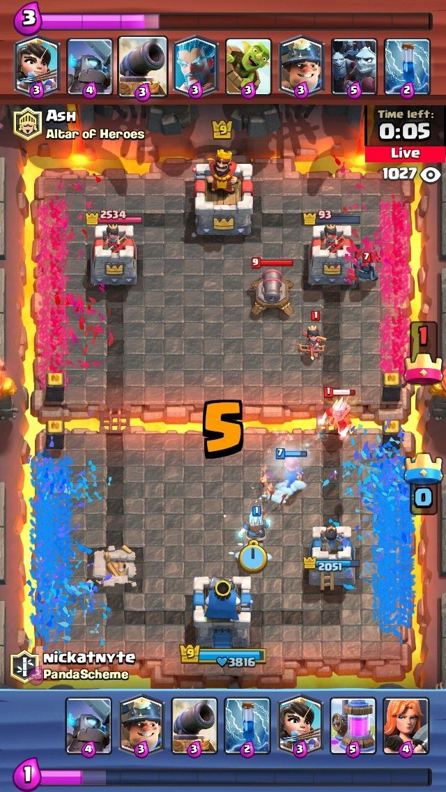 free to play guide clash royale