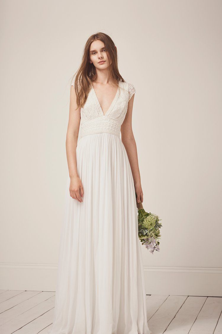 Modern bridalwear wedding u bridesmaid dresses by french connection