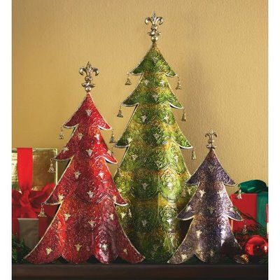 Table top christmas tree paper cut out blingy do it yourself table top christmas tree paper cut out blingy solutioingenieria Image collections