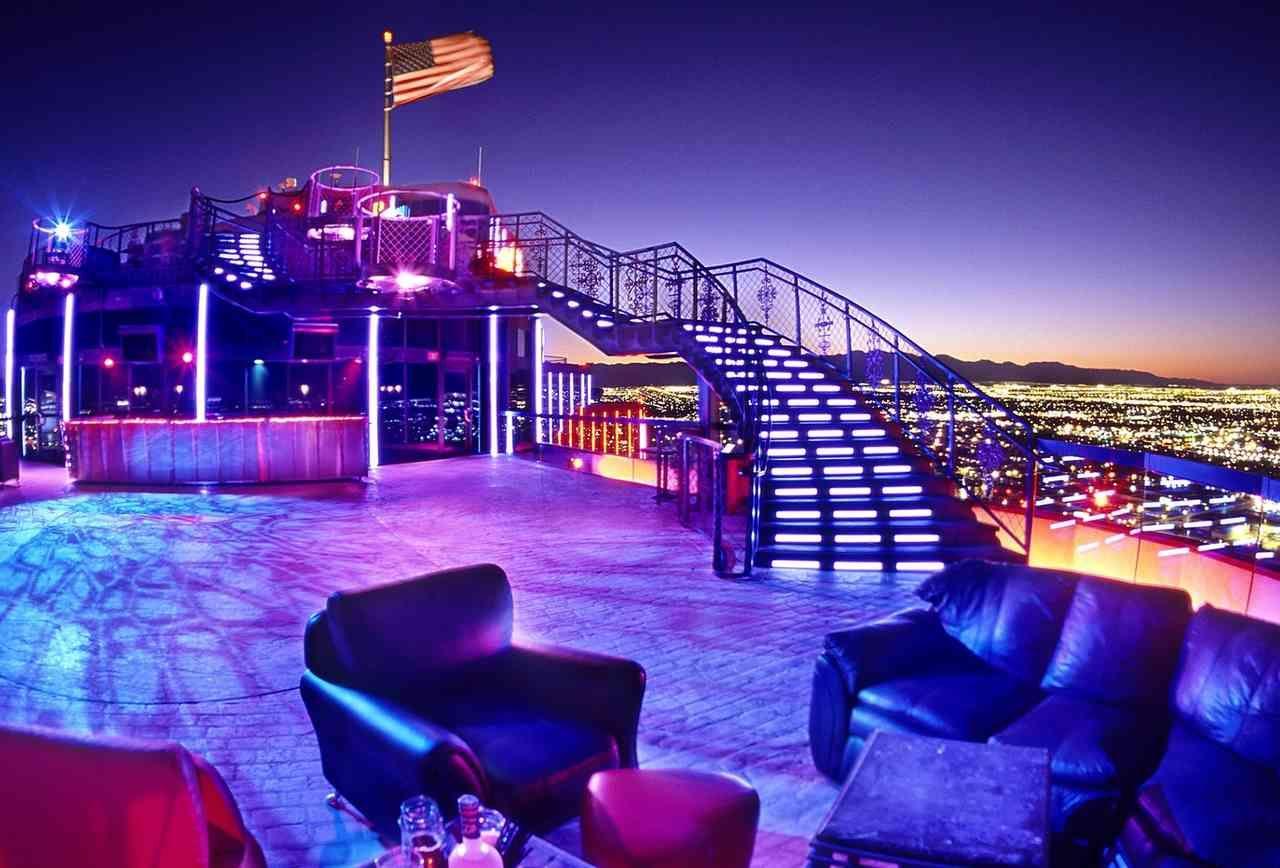 The Best Rooftop Bars in Las Vegas | Las vegas nightlife ...