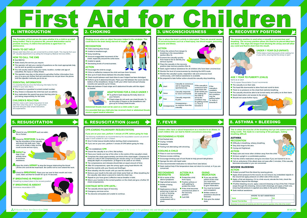 Worksheets First Aid Worksheets For Kids 7 best images of free printable first aid handouts education handouts